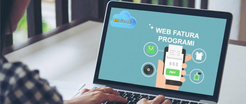 Web Fatura Programı