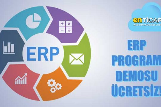 ERP Program Demosu Ücretsiz